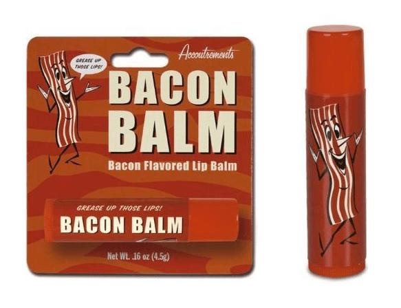 Baume à lèvres gout Bacon