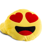 coussin smiley