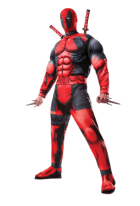 deguisement deadpool