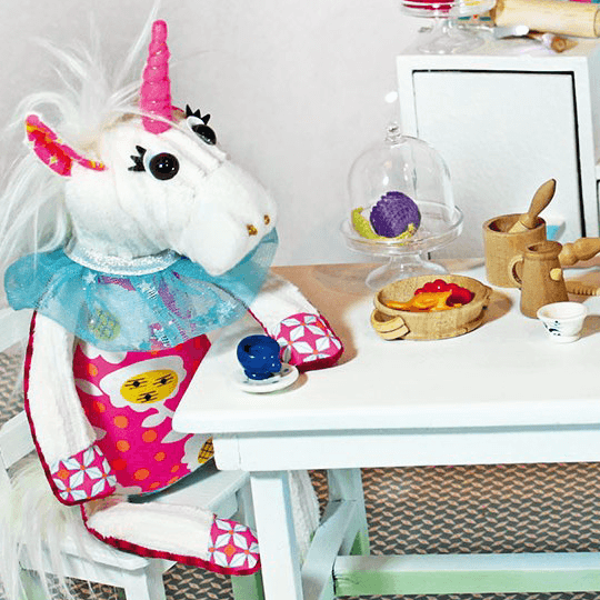 licorne a table