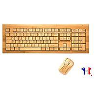 clavier bois