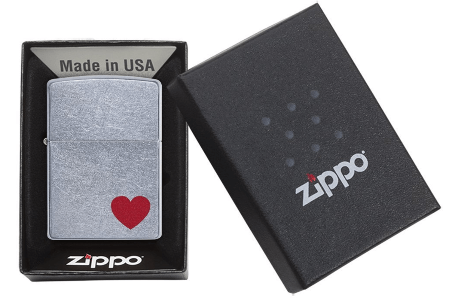 zippo-coeur