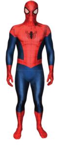 deguisement spiderman
