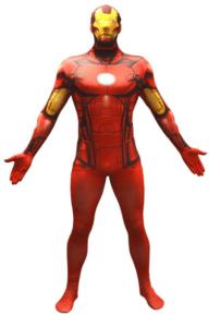 deguisement iron man