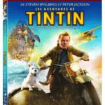 dvd tintin