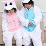 pyjama enfant licorne