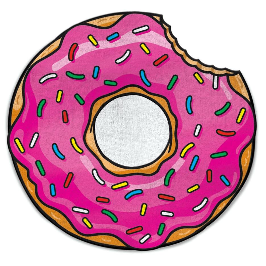 serviette donut