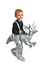 déguisement enfant triceratops