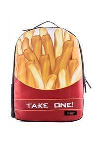 sac à dos frites