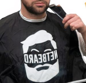 tablier à barbe